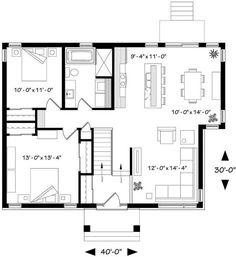 split foyer floor plans - Google Search | Split level house on Grand ...
