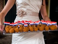 Bitterballen Bruid: Deep fried snacks | Out & About | Expatica the Netherlands