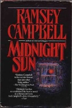 Midnight Sun by Ramsey Campbell (1991, Hardcover)