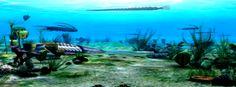 extinción, hace 433, 424 y 420 Ma atrás, afectando al 80% de los conodontos y al 50% de los trilobites; todos provocados por cambios en la altura de los mares.