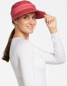 f61e8135dab22 Wanderlust Visor UPF50 Sun Protection Sun Protection Hat