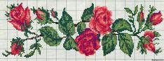 схемы для вышивания крестом маки - Поиск в Google