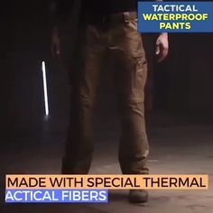 Last day OFF-Tactical Waterproof Pants - Kingsmen Tactical Waterproof Pants, the most comfortable men's tactical pants are back and better - Stylish Mens Haircuts, Stylish Mens Outfits, Mens Tactical Pants, Tactical Clothing, Men Over 50, Waterproof Pants, Diy Clothes Videos, Men Formal, Clothing Hacks