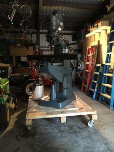 Bridgeport Mill, Espresso Machine, Coffee Maker, Kitchen Appliances, Home, Espresso Coffee Machine, Coffee Maker Machine, Diy Kitchen Appliances, Coffeemaker