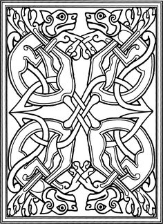 book of kells coloring pages bing images