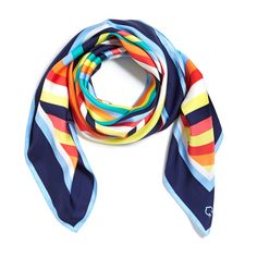 Love this Silk Diagonal Stripes Scarf for $68 on C. Wonder