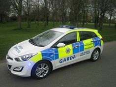 Garda, Hyundai i30 (Ireland) Police Vehicles, Emergency Vehicles, Police Patrol, Police Cars, Law Enforcement, Cops, Knights, Countries, Irish