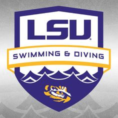 LSU Tigers Swimming and Diving