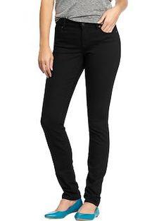 Mid-Rise Curvy Skinny Jeans for Women  c79c3172c