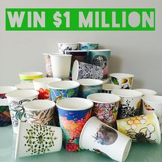 We are stoked to be participating in the $1M cash giveaway with @biopak.au  Starts Sunday, make sure you tag your fellow coasties to know where to find us!  Watch this space for more..... Full details at cupofcash.com.au #cupofcash #biocupartseries #biocup #biopak #takeawaycoffee #centralcoastnsw #giveaway #prizes #dailyprizes #coffee #coffeevan #coffeemarkets #markets