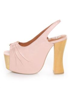 I've been eyeing these for a while. They're now the bargain price of $81 AND available in my size.  A girl can dream....