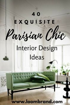 The Parisians are synonymous with style and when it comes to interiors, they've mastered that characteristic classic and contemporary mix to perfection. The exquisite mix of old and new, Parisian décor is the definition of chic: gorgeous interiors with vintage details and traditional color schemes are balanced by modern, luxe-looking pieces. When antique elements and …
