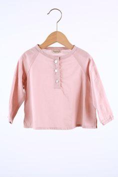 MarMar Tan Babyshirt, Rose - So Oh by frølich