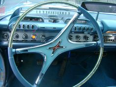 1960 DODGE POLARA D 500