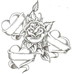 Beautiful Flower Coloring Pages Free | Coloring Pages Flowers And Hearts free download. Get this beautiful ...