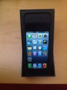 Apple iPhone 5 - 16GB Black - http://www.cheaptohome.co.uk/apple-iphone-5-16gb-black/