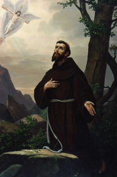 """therurrjurr: """" St. Francis of Assisi by Count Berthold von Imhoff """""""