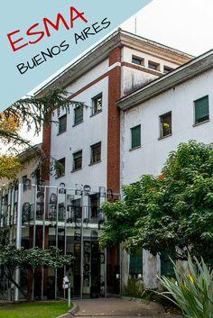 ESMA: Navy Petty-Officers School of Mechanics, Buenos Aires
