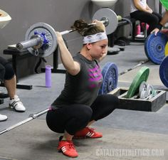 Ways to work on your mobility for Olympic weightlifting #fitness #mobilitymatters #liftheavy