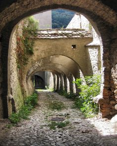 Romania - Fortified Walls