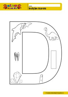 Comunicare in limba romana Archives - Pagina 3 din 5 - Manute Pricepute English Lessons, Letters And Numbers, Worksheets, Coloring Pages, Alphabet, Kindergarten, Crafts For Kids, Preschool, Teacher