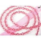 FabuLeash 4ft Pink Jewel Collection Dog Leash www.CrystalCase.com