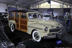 1947 Mercury Station Wagon