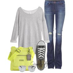 """""""Carefree"""" by orysa on Polyvore"""