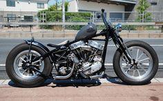 All kinds of stuff Chopper Motorcycle, Bobber Chopper, Motorcycle Style, Harley Panhead, Harley Bikes, Bobber Bikes, Cool Motorcycles, Custom Street Bikes, Custom Bikes
