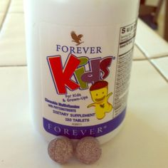 Kids Multivitamins for everyday Forever Business, Immune System Boosters, Forever Living Products, Nutritional Supplements, Energy Drinks, Shot Glass, Tableware, Kids, Baby Bedroom