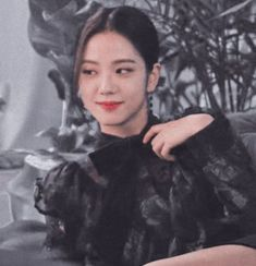 Descubra (e salve!) suas próprias imagens e vídeos no We Heart It Red Sling Knit Jumpsuit Dress Blackpink Jisoo, Yg Entertainment, K Pop, South Korean Girls, Korean Girl Groups, Rapper, Miss Korea, Blackpink Members, Jennie Blackpink