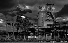 Spannendes Ausflugsziel und tolle Fotolocation - die Zeche Zollverein in Essen.