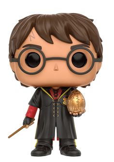 Harry Potter POP! Movies Vinyl Figur Harry Potter (Triwizard with Egg) 9 cm