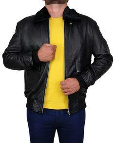 Simon Pegg Star Trek Beyond Black Jacket Simon Pegg, Star Trek Beyond, Black Faux Leather, Rib Knit, Leather Jacket, Celebs, Stars, Sleeves, Jackets