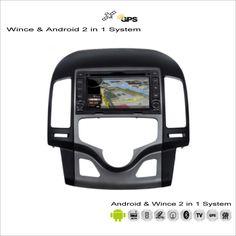 For Hyundai i30 / Elantra Touring 2007~2011 Auto AC Car Android Multimedia Radio CD DVD Player GPS Navi Map Navigation Audio #Affiliate