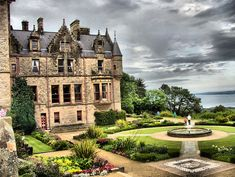 Belfast Castle, Belfast, Northern Ireland