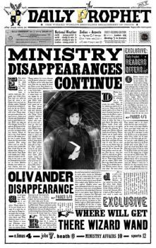 DP: Ministry Disappearance by WiwinJer