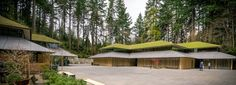 Expansion of the Portland Japanese Garden by Kengo Kuma, Portland – Oregon » Retail Design Blog