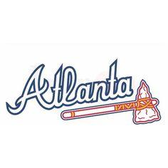 Atlanta Braves Logo Iron on transfers N3128 $2.00-irononlogo2013.com