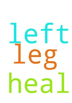 Please pray for me for the Lord to heal my left leg. - Please pray for me for the Lord to heal my left leg. Posted at: https://prayerrequest.com/t/KU5 #pray #prayer #request #prayerrequest