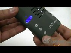 DaVinci Vaporizer Video - See this portable vaporizer for yourself by watching this DaVinci video.