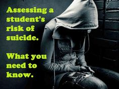 The Middle School Counselor: Suicide Assessment: Do you have the right tools?