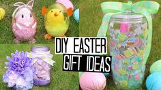 Easy affordable diy easter gifts last minute easter gift ideas diy easter gift ideas easy and affordable negle Choice Image