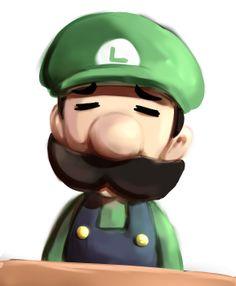 Luigi by Hatsukan was @ one said began