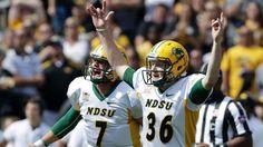 North Dakota State adds Iowa to its list of FBS victims Ndsu Bison Football, North Dakota, Iowa