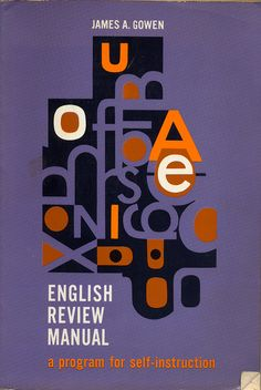 English Review Manual. No designer credit.