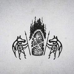 Norse Tattoo, Viking Tattoos, Maori Tattoos, Samoan Tattoo, Polynesian Tattoos, Marquesan Tattoos, Irezumi Tattoos, Cross Shoulder Tattoos, Shoulder Armor Tattoo