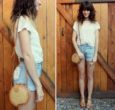 Love the simplicity.  Simply Summer (by Tonya S.) on Lookbook