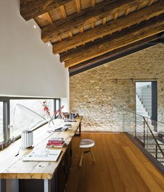 Interiors | Farmhouse In Northen Italy