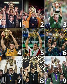 Nine of the most memorable tournaments ever held in all of sport. But which of the Rugby World Cups has been the stand-out one for you? Siya Kolisi, David Kirk, Richie Mccaw, Millennium Stadium, Martin Johnson, Eden Park, Nail Biting, All Blacks, Rugby World Cup